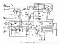 Cirquit diagramu Dumont 274-A
