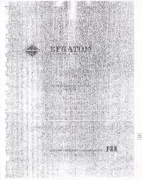 User Manual with schematics Efratom FRK
