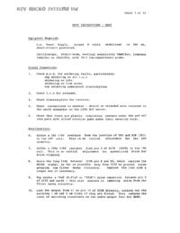 Manual de serviço ElectronicsDreamPlant GNAT
