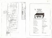 Serwis i User Manual Elektro_Automatik EA-3021S