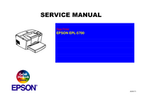 Instrukcja serwisowa Epson EPL-5700