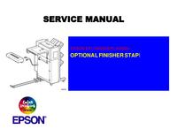 Manuale di servizio Epson EPL-N4000