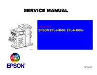 manuel de réparation Epson EPL-N4000+