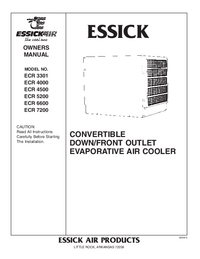 Essick ECR 4000