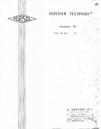 Servizio e manuale utente Ferisol OS 301