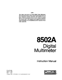 Fluke-10110-Manual-Page-1-Picture