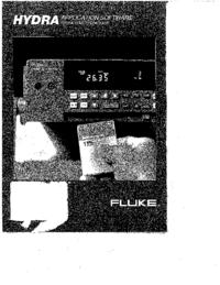 Instrukcja obsługi Fluke Hydra