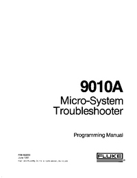 Fluke-493-Manual-Page-1-Picture