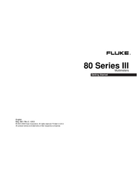 Fluke-6499-Manual-Page-1-Picture