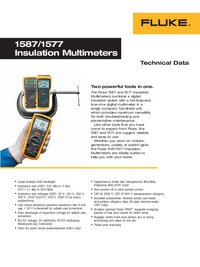 Fluke-6507-Manual-Page-1-Picture