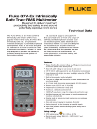 Fluke-6515-Manual-Page-1-Picture