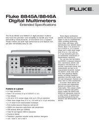 Fluke-6516-Manual-Page-1-Picture