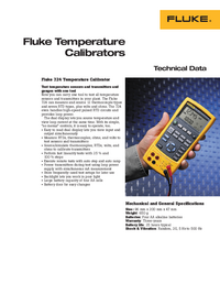 Fluke-6528-Manual-Page-1-Picture