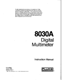 Fluke-7618-Manual-Page-1-Picture