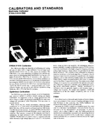 Fiche technique Fluke 5100A