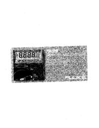 Bedienungsanleitung Fluke 79 Series II