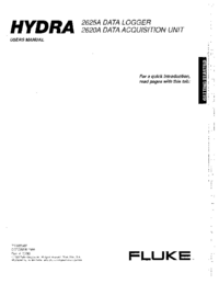 Fluke-7705-Manual-Page-1-Picture