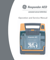 Service and User Manual GEMedical Responder AED