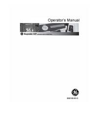 User Manual GEMedical Responder AED