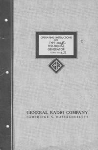 Manual do Usuário GR 604-B