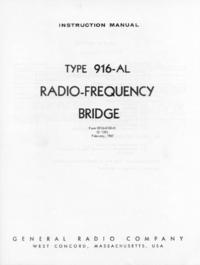 Servicio y Manual del usuario GR 919-AL