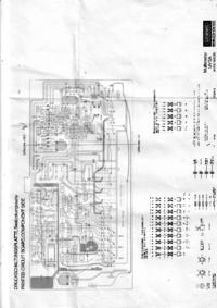 Cirquit Diagram Grundig UV5A