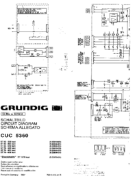 Service Manual Grundig ST 63-550 text
