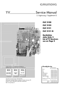 Service Manual Grundig P 45-4101 MV/TOP