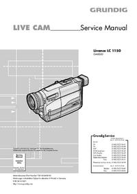 Instrukcja serwisowa