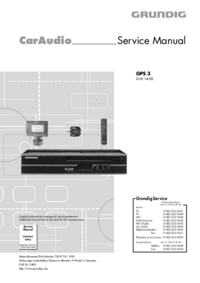 Grundig-3354-Manual-Page-1-Picture