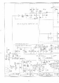 Cirquit diagramu Grundig Sattellit 600