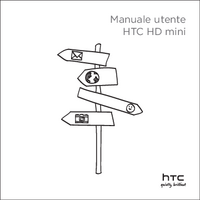 Manual del usuario HTC HD mini