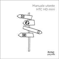 Instrukcja obsługi HTC HD mini