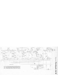 Diagrama cirquit Hagenuk Nordmark 758W