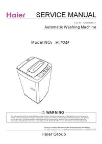 manuel de réparation Haier HLP24E