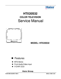 Haier-3604-Manual-Page-1-Picture
