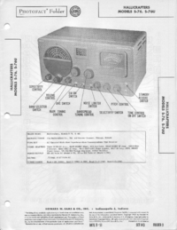 Service Manual Hallicrafters S-76