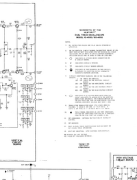 Cirquit Diagram Heathkit SO-4550