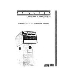 Обслуживание и Руководство пользователя Henry 4K Ultra