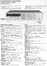 HewlettPackard-10065-Manual-Page-1-Picture