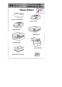 Руководство по техническому обслуживанию HewlettPackard LaserJet III