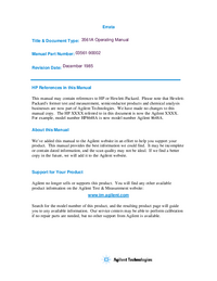 HewlettPackard-3702-Manual-Page-1-Picture