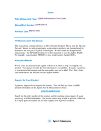 HewlettPackard-3892-Manual-Page-1-Picture