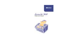 Manual de serviço HewlettPackard Laserjet 3100