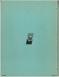 Serwis i User Manual HewlettPackard 107AR