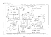 Cirquit Diagram Hitachi CP-375