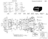 Cirquit diagramu Hitachi CS-1050
