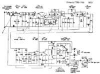 Service Manual Hitachi TM-705