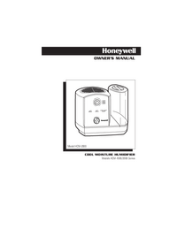 Manual del usuario Honeywell HCM-2000