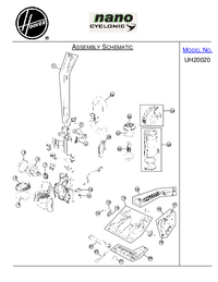 Service Manual Hoover UH20020